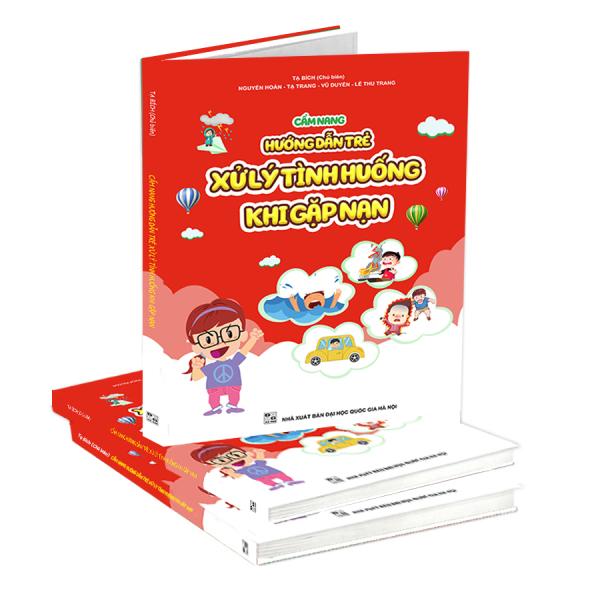 Mua Sách Cẩm nang hướng dẫn trẻ xử lý tình huống khi gặp nạn