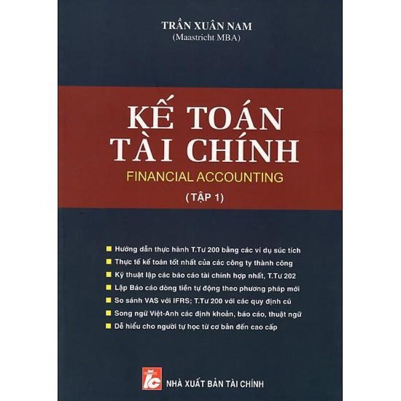 Mua Kế Toán Tài Chính - Financial Accounting (Tập 1)