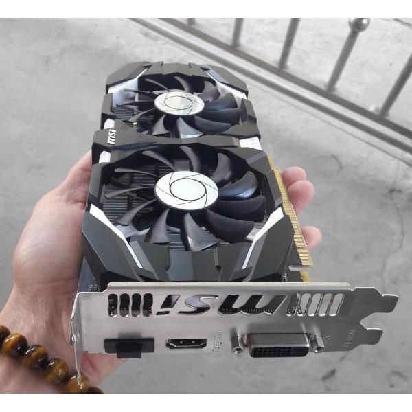Giá VGA MSI GTX 1050Ti 4GB MỚI