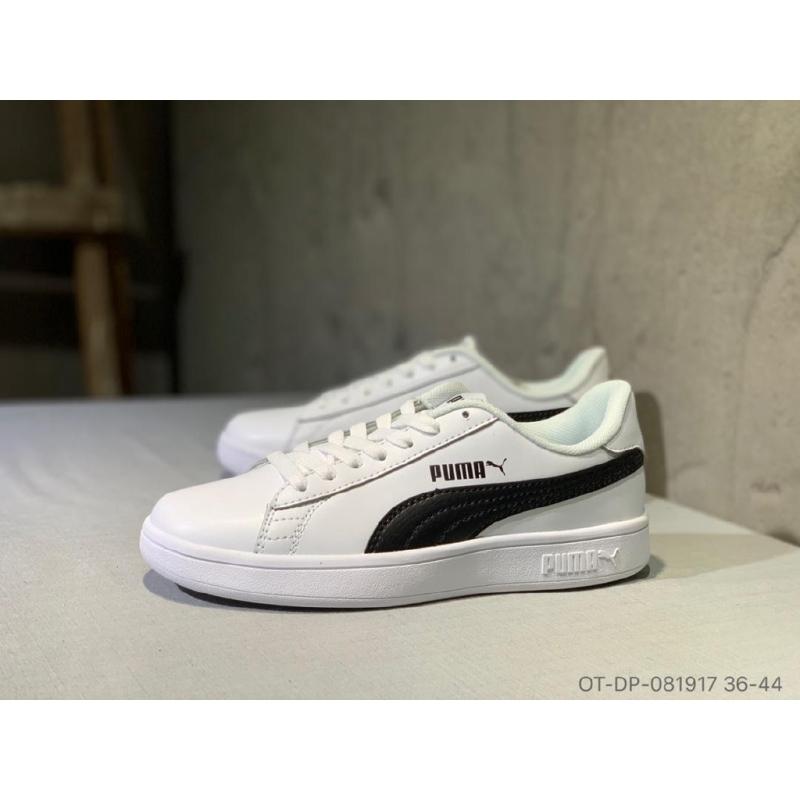 Phân phối đảm bảo xác thực  giày trượt patin Puma Smash v2 L  giày chạy màu đen  size 36 44
