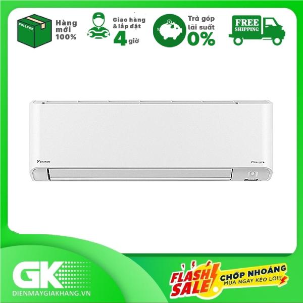[Trả góp 0%]Máy lạnh Daikin FTKZ60VVMV (2.5Hp) Inverter