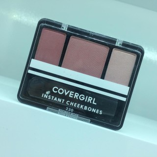 Hộp phấn má hồng CoverGirl tông màu Cam Đào thời trang hàng Mỹ thumbnail