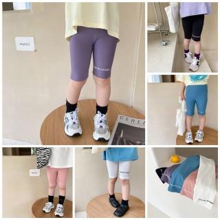 [Hàng cực đẹp] Quần legging lửng cho bé gái chất cotton lạnh mềm mịn thoáng mát thấm hút mồ hôi hàng Quảng Châu loại 1 mẫu mới nhất năm 2021 thumbnail
