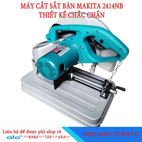 máy cắt sắt makita 2414NB , máy cắt sắt nhật bản , máy cắt sắt makita 2000W , máy cắt sắt công suất lớn