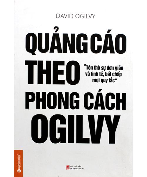 nguyetlinhbook - Quảng cáo theo phong cách ogilvy