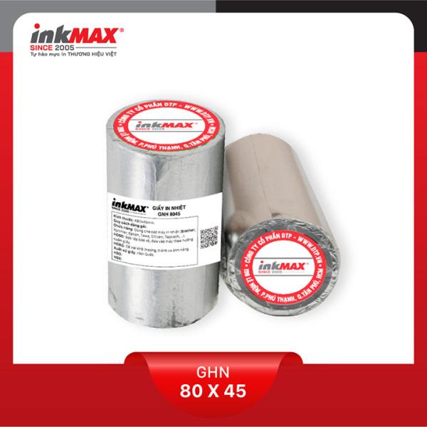 Mua ( Combo 10 cuộn ) Giấy in nhiệt K80x45 - Giấy in BILL - Giấy in hóa đơn - Hàng chính hãng inkMAX