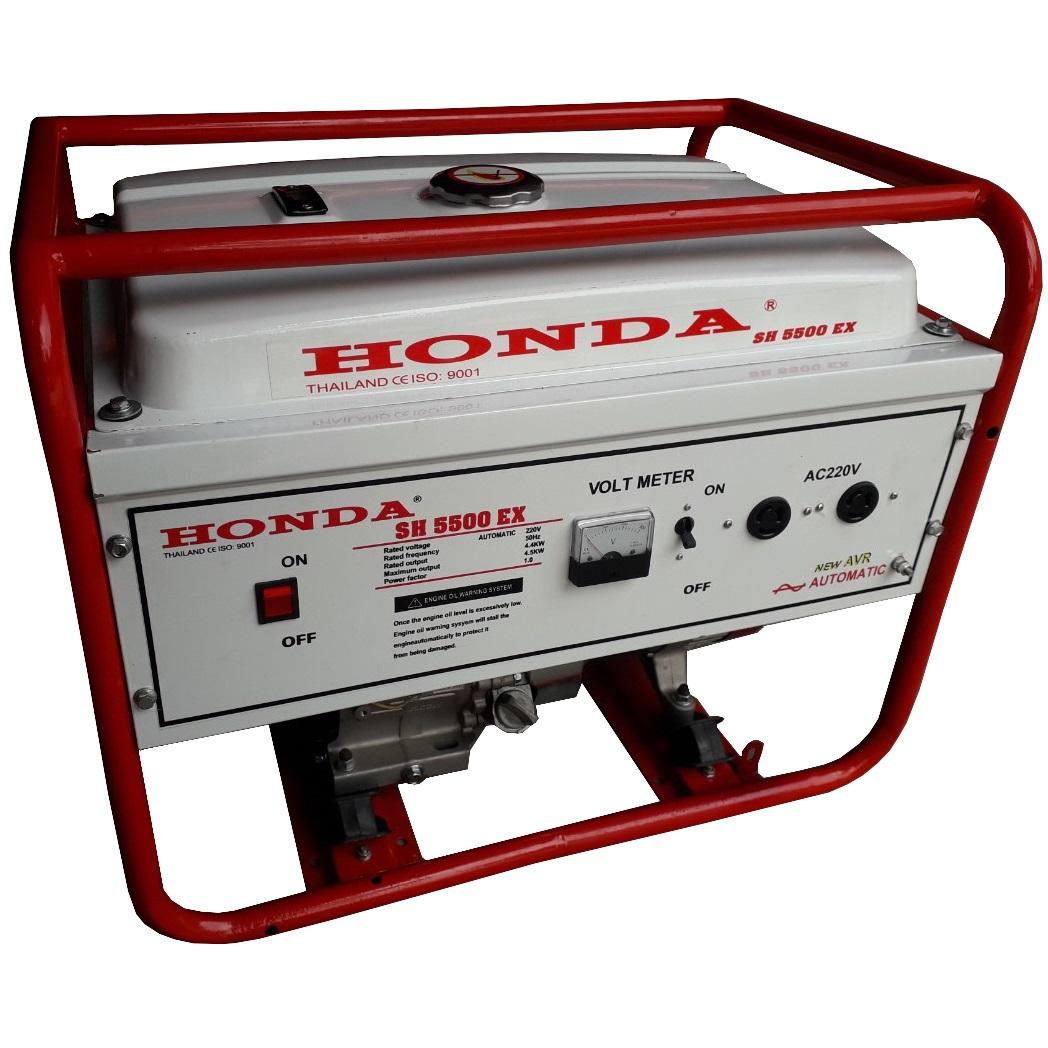 Máy phát điện Honda SH 5500 EX