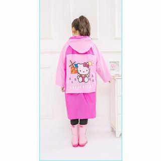 Áo mưa trẻ em hoạt hình Elsa & Peppa đáng yêu cho bé 4-10 tuổi Baby-S – SAM004