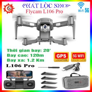 Flycam L106 Pro Camera 4K Có Định Vị Cảm Biến Độ Cao thumbnail