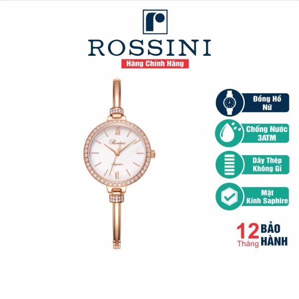 Đồng Hồ Nữ Cao Cấp Rossini - 5916G01A - Hàng Chính Hãng bán chạy