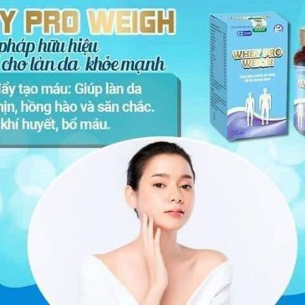 WHEY PRO WEIGH