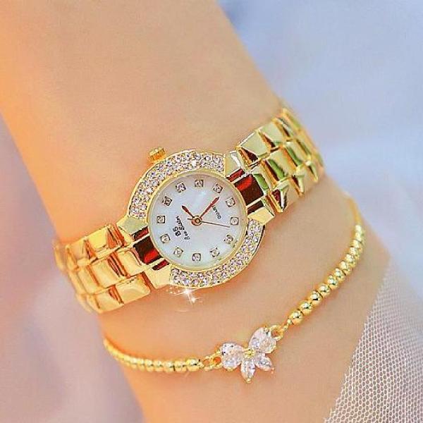 Đồng hồ nữ Bee Sister 1312 dây thép ko gỉ