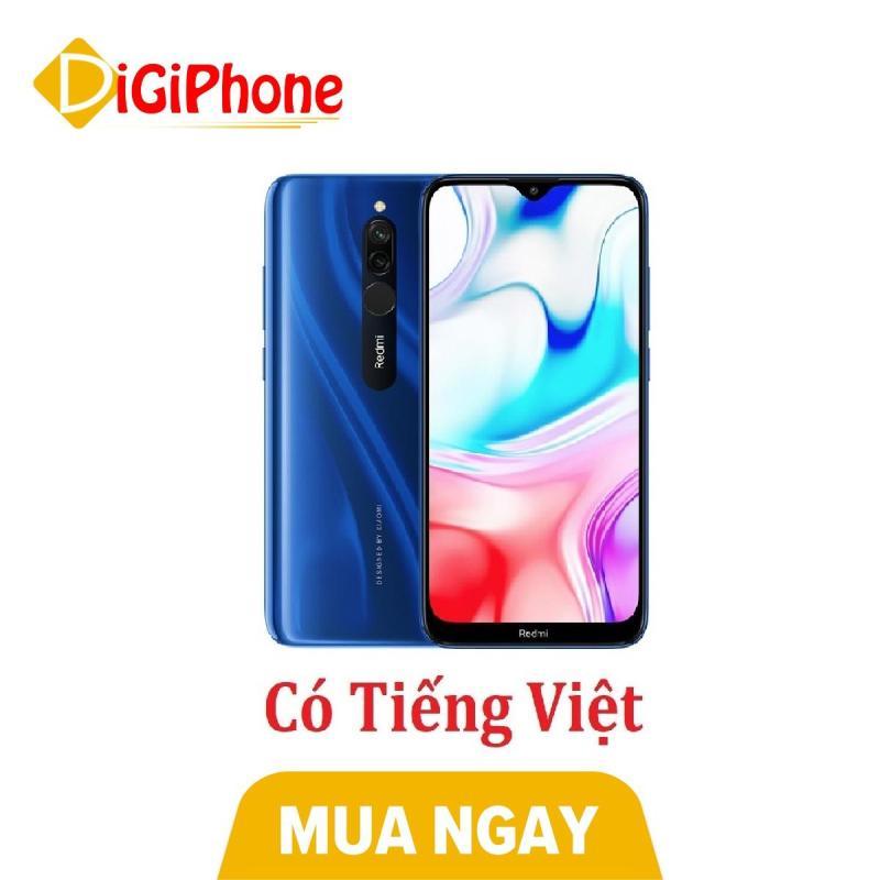 Xiaomi Redmi  8 Ram 3GB 32GB tiếng Việt  - Hàng nhập khẩu