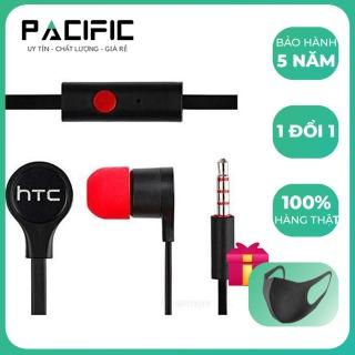 Tai nghe HTC One X Bass mạnh, chắc khỏe - Dành cho các bạn không thích tai inear + Tặng Vòng đeo tay Silicone Pacific thumbnail