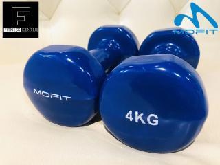 Bộ 2 Tạ tay cao cấp MOFIT 4 Kg thumbnail