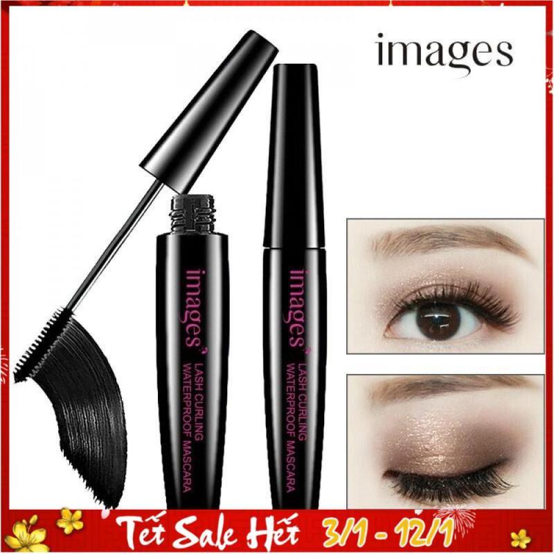 Mascara IMAGES chuốt mi dài và cong vút chuốt mi đẹp makeup trang điểm TK-MS012