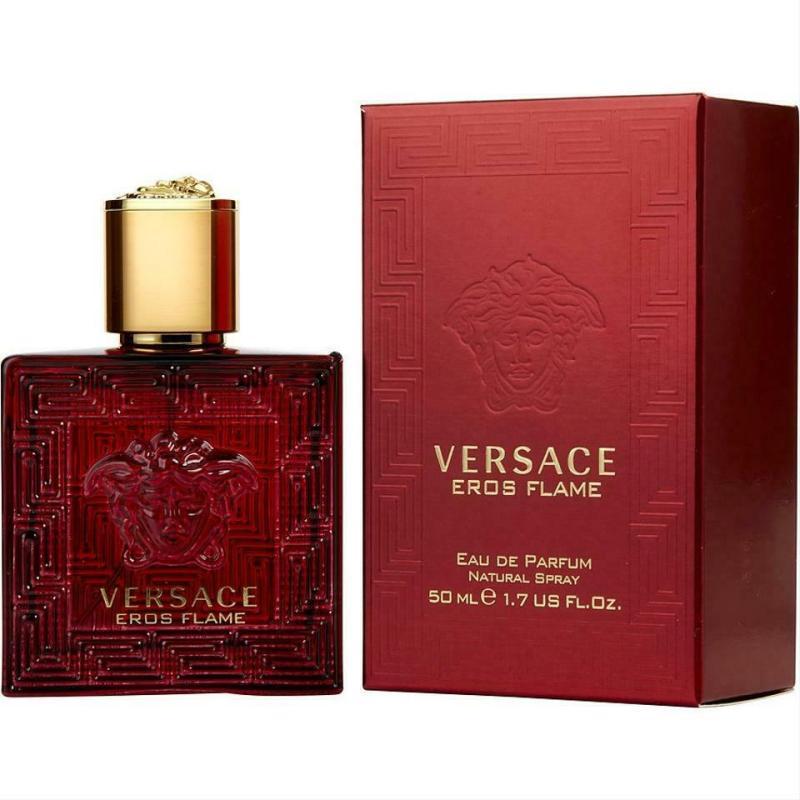 Nước hoa nam Versace Eros Flame EDP 50ml