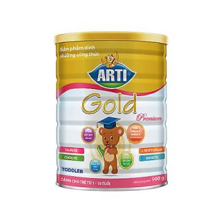 Sữa Arti Gold Premium Toddler 400G 900G - NPP chính hãng thumbnail