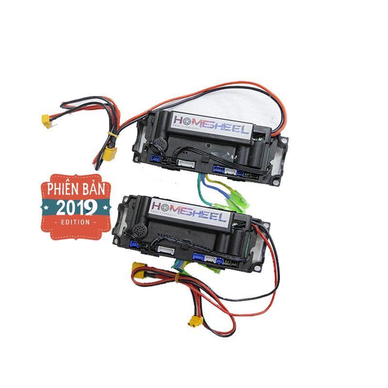 Phân phối Bảng mạch xe điện cân bằng 2 bánh HOMESHEEL  2019 loại 2 boar (bảo hành 6 tháng cho tất cả các xe cân bằng)