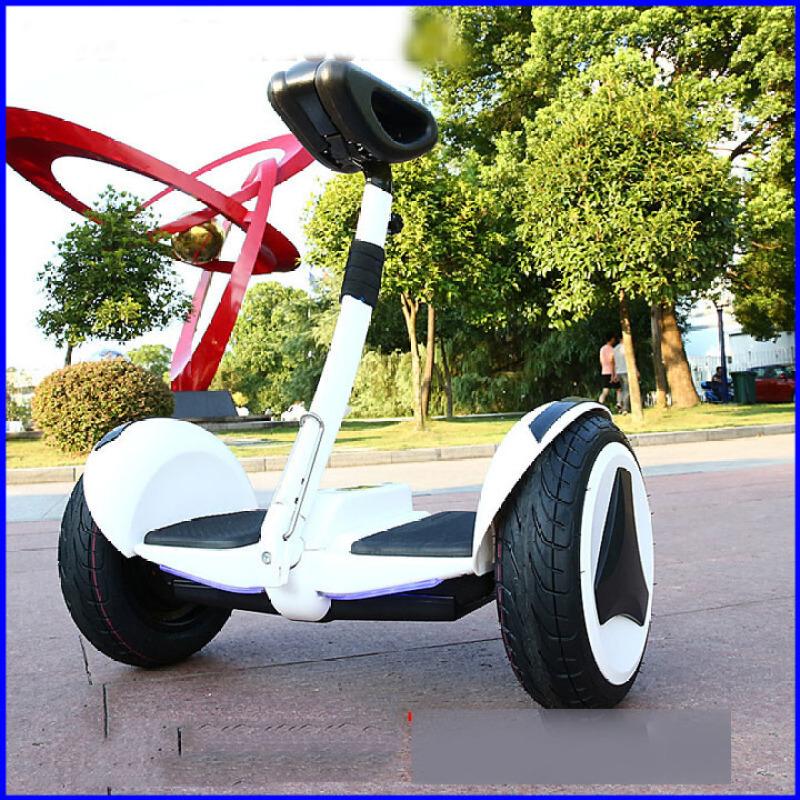 Phân phối xe điện cân bằng - xe tự cân bằng điện 2 bánh, có tay câm