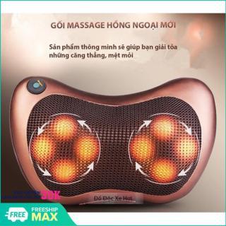 Gối massage hồng ngoại 8 bi đảo chiều tự động máy massage cổ vai gáy .MUA NGAY Gối Massage 8 Bi Xoay Bóp Công Nghệ Mới .Giảm Mệt Mỏi Cho Cổ ,Vai,Gáy,Khi Hoạt Động Mệt Mỏi - Căng Cơ, Tăng Cường Lưu Thông Máu TỐT -BH UY TÍN 1 ĐỔI 1 Bởi BBQ Shop thumbnail