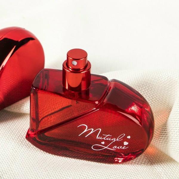 [HCM]Nước hoa trái tim quà tặng ý nghĩ cho người yêu THƠM NGỌT LÂU 50ml cao cấp