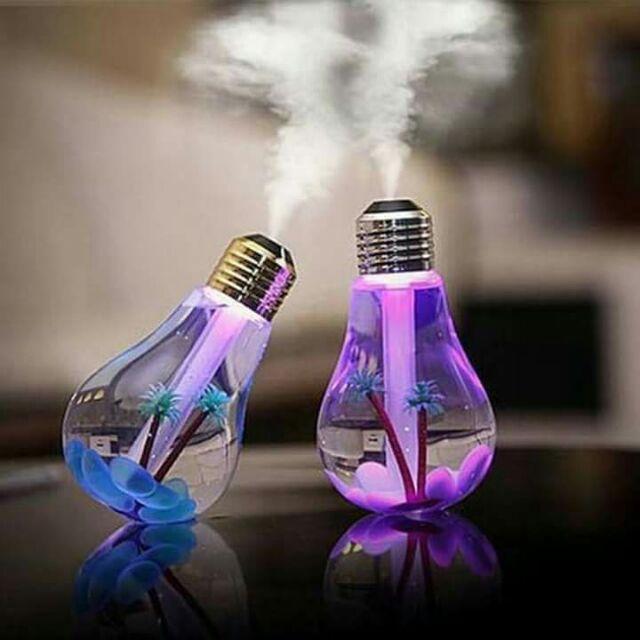 Phun sương bóng đèn- Khếch tán tinh dầu
