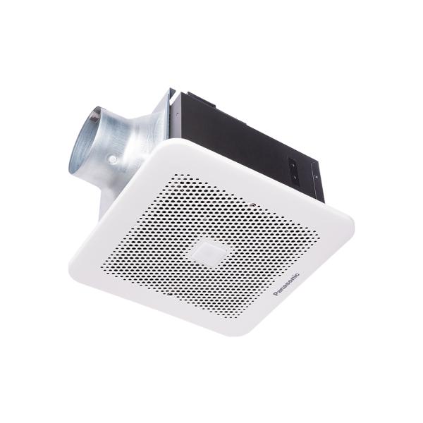 Quạt hút âm trần nối ống, có sensor, độ ẩm, lỗ 24cm - PANASONIC FV-24CURV1