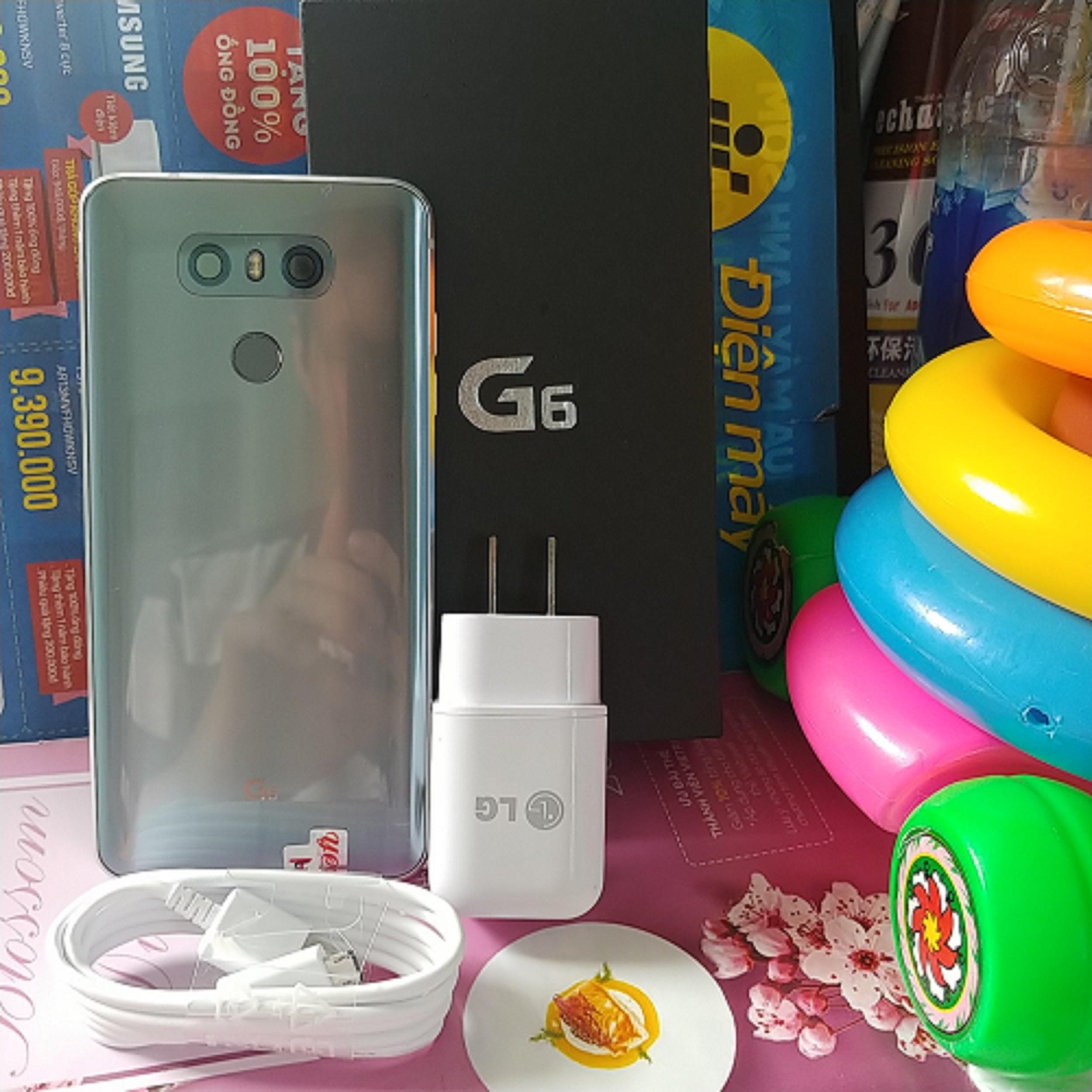 LG G6 RAM 4GB -ĐỦ MÀU SẮC -FULLBOX