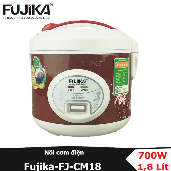 Nồi cơm điện nắp gài FUJIKA FJ-CM18 dung tích 1.8 Lít