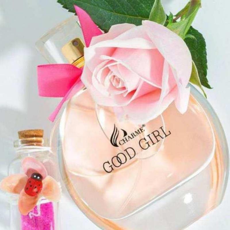 (CHÍNH HÃNG) nước hoa (charme) good girl