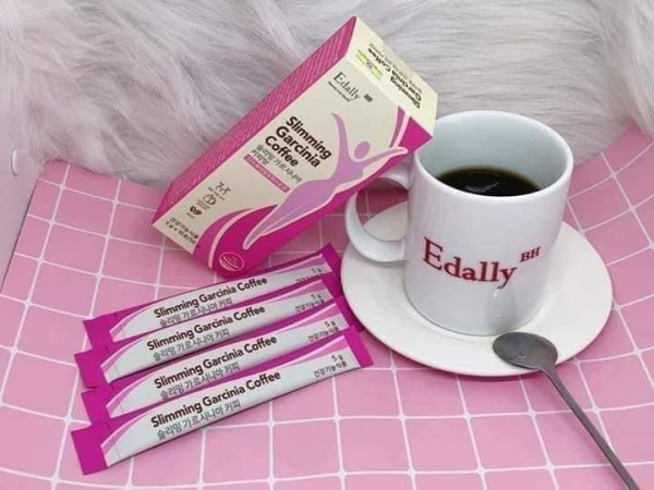 Cà Phê Giảm Cân Edally Slimming Garcinia Coffee cao cấp