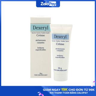 Kem giữ ẩm chống nẻ an toàn cho cả trẻ nhỏ - Dexeryl nhập khẩu từ Pháp (50gr), tuyệt đối an toàn cho bé từ sơ sinh, không kích ứng da thumbnail