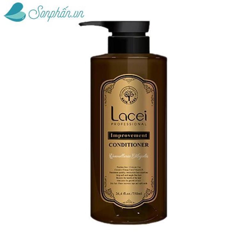 Dầu xả chăm sóc tóc hoàn hình LACEI Improvenemt 750ml