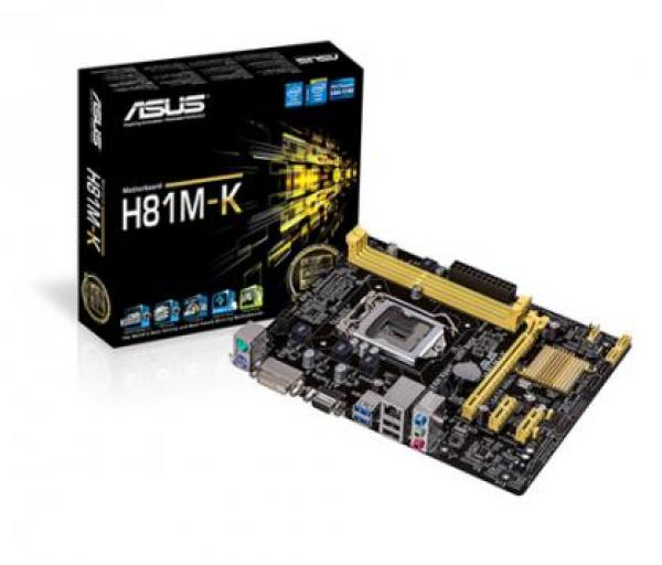 Giá Mainboard Asus H81-MK