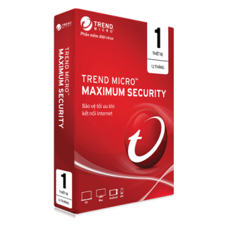 Trend Micro Mobile Security 1 Devices 1 Year thumbnail