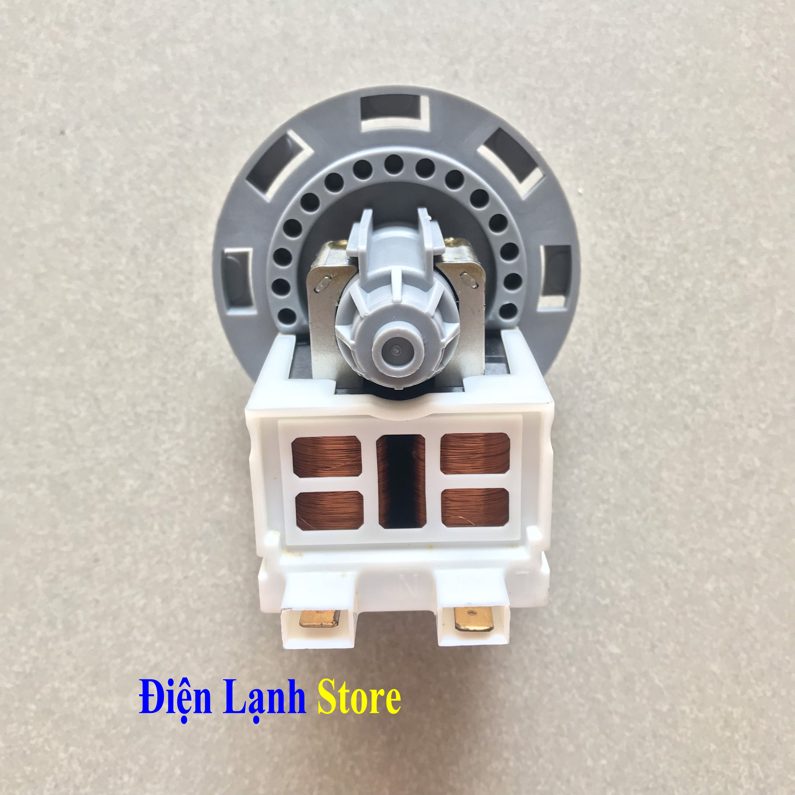 Bảng giá Bơm Xã Máy Giặt Cửa Ngang 8 Ngấn Cài 4125 Loại Tốt Điện máy Pico