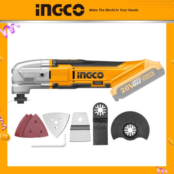 INGCO Máy cắt gọc đa năng dùng pin Lithium-Ion 20V CMLI2001
