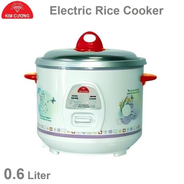 Nồi cơm điện Kim Cương 0.6 lít