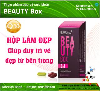 Beauty box - Duy trì vẻ thanh xuân cho phụ nữ - Siberian Shop thumbnail