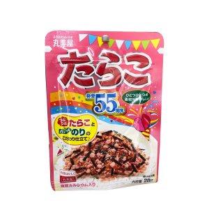 Gia vị rắc cơm Marumiya vị trứng cá tuyết cho bé 28g - Rắc cơm ăn liền Marumiya Nhật Bản giàu dinh dưỡng, thơm ngon cho bé - VTP mẹ và bé TXTP081 thumbnail