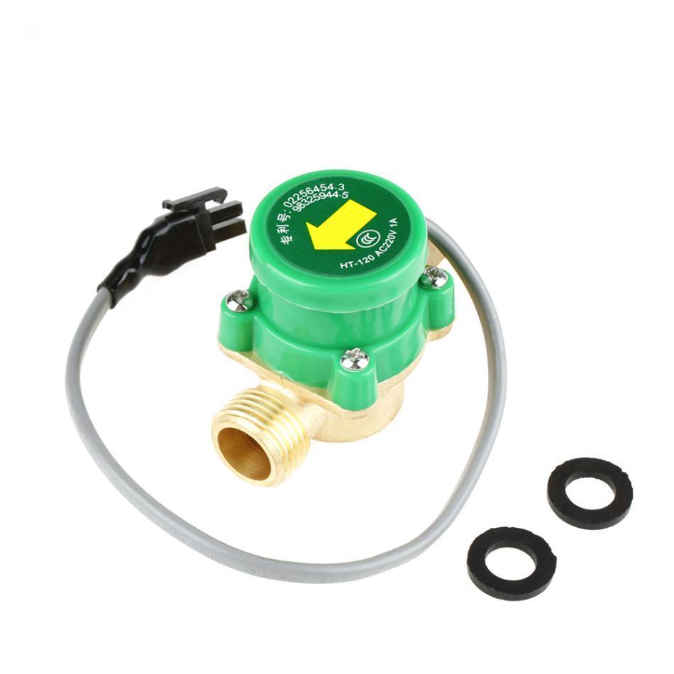 Công tắc cảm biến dòng chảy Smart power dùng cho máy bơm tăng áp 150W/220V - LOẠI TỐT , rơ le máy bơm nước, van dien tu