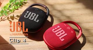( KHUYẾN MẠI LỚN - GIẢM 50% ) Loa JBL Clip 4 Không Dây Bluetooth 5.1 Mini, Clip4 Loa Bass Ngoài Trời Chống Nước IP67 Tiện Dụng Với Móc 10 Giờ Pin ( BẢO HÀNH 12 THÁNG ) thumbnail
