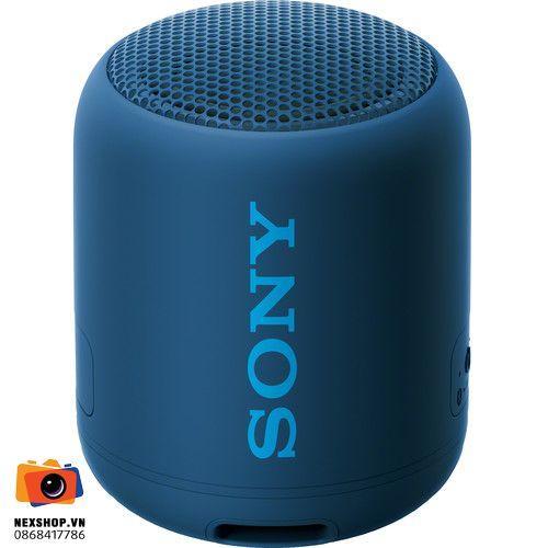 Loa di động Sony SRS-XB12 EXTRA BASS không dây - Bảo hành 12 tháng SonyVN