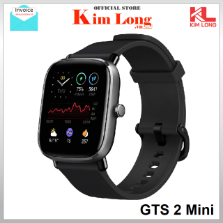 Xiaomi Huami Amazfit Gts 2 Mini Đồng hồ thông minh bản quốc tế - Bảo hành 12 tháng chính hãng thumbnail