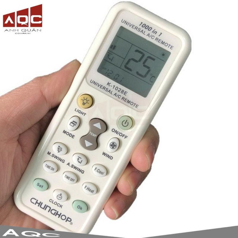 Khiển Remote Điều Hoà Máy Lạnh Đa Năng 1000 in 1 DKDN01