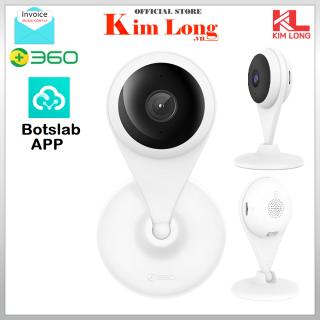Camera quan sát 360 Botslab Smart Camera AI AC1C Pro 2K 3Mp 25fps 130 [2021] - Hàng chính hãng thumbnail