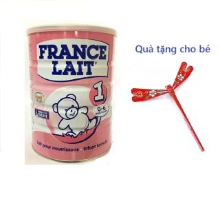 (date Tháng 10 2011) - Sữa France Lait 1 (900g) tặng chú chuồn chuồn tre dễ thương cho bé thumbnail