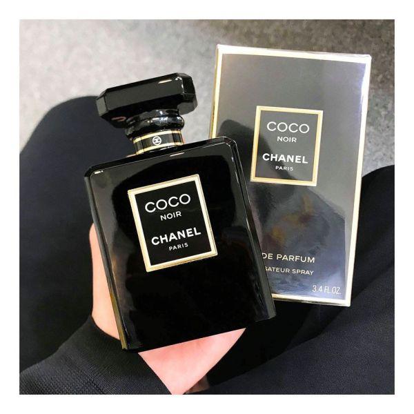 Nước hoa nữ cao cấp Coco Noir của hãng CHANEL chính hãng fullbox 100ml
