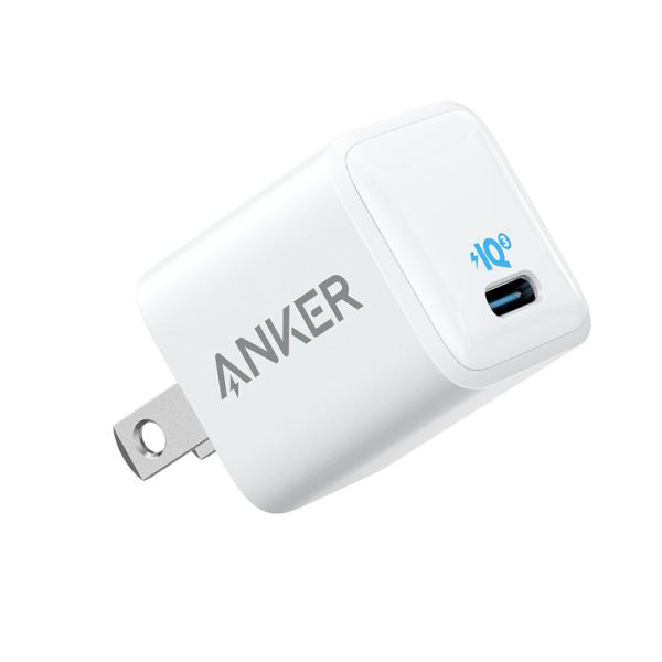 Adapter Sạc 1 Cổng Anker PowerPort III Nano 20w Tích Hợp PowerIQ 3.0